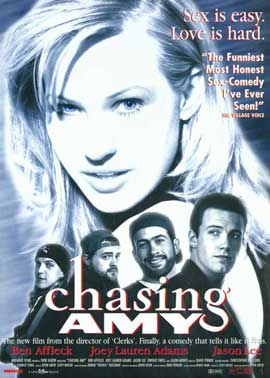 Chasing Amy - 11 x 17 Movie Poster - Style C
