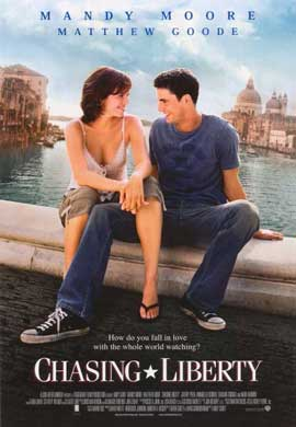 Chasing Liberty - 11 x 17 Movie Poster - Style A