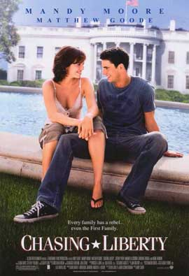 Chasing Liberty - 11 x 17 Movie Poster - Style B