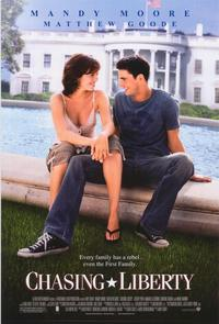 Chasing Liberty - 43 x 62 Movie Poster - Bus Shelter Style A