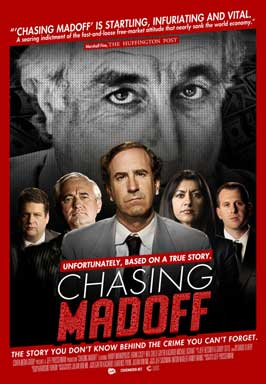 Chasing Madoff - 11 x 17 Movie Poster - Style B