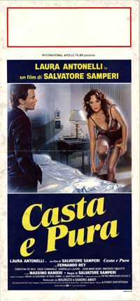 Chaste and Pure - 13 x 28 Movie Poster - Italian Style A