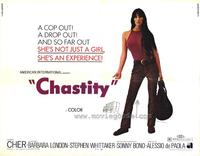 Chastity - 22 x 28 Movie Poster - Half Sheet Style A