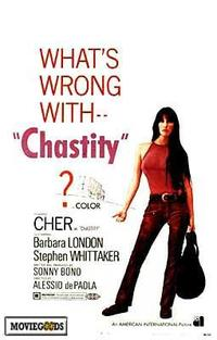 Chastity - 43 x 62 Movie Poster - Bus Shelter Style A