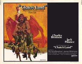 Chato's Land - 11 x 14 Movie Poster - Style A