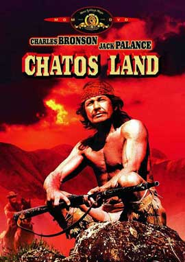 Chato's Land - 11 x 17 Movie Poster - German Style A