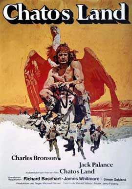 Chato's Land - 11 x 17 Movie Poster - German Style B