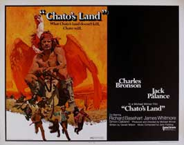 Chato's Land - 22 x 28 Movie Poster - Half Sheet Style A