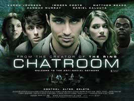 Chatroom - 27 x 40 Movie Poster - UK Style B