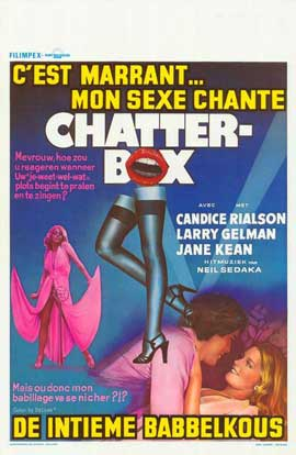 Chatterbox - 11 x 17 Movie Poster - Belgian Style A