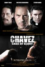 Chavez Cage of Glory - 11 x 17 Movie Poster - Style A