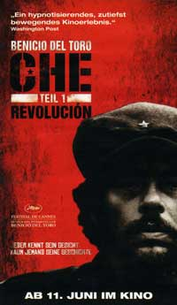 Che: Part One - 20 x 40 Movie Poster - German Style A
