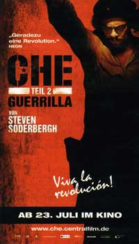 Che: Part Two - 20 x 40 Movie Poster - German Style A