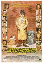 The Cheap Detective - 11 x 17 Movie Poster - Spanish Style A