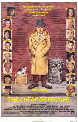 The Cheap Detective - 11 x 17 Movie Poster - Style A