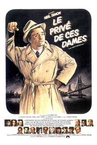 The Cheap Detective - 11 x 17 Movie Poster - French Style A