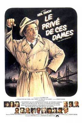 The Cheap Detective - 27 x 40 Movie Poster - French Style A