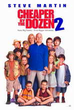 Cheaper By the Dozen 2 - 27 x 40 Movie Poster - Style A