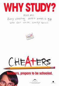 Cheaters - 11 x 17 Movie Poster - Style A