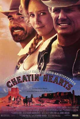 Cheatin' Hearts - 11 x 17 Movie Poster - Style A