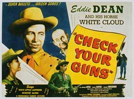 Check Your Guns - 11 x 14 Movie Poster - Style A