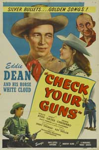 Check Your Guns - 27 x 40 Movie Poster - Style A