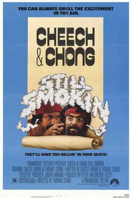 Cheech and Chong: Still Smokin' - 11 x 17 Movie Poster - Style A