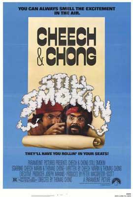 Cheech and Chong: Still Smokin' - 27 x 40 Movie Poster - Style A