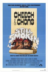 Cheech and Chong: Still Smokin' - 43 x 62 Movie Poster - Bus Shelter Style A