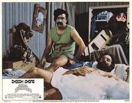 Cheech and Chong: Still Smokin' - 11 x 14 Movie Poster - Style A