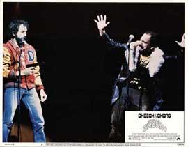 Cheech and Chong: Still Smokin' - 11 x 14 Movie Poster - Style C