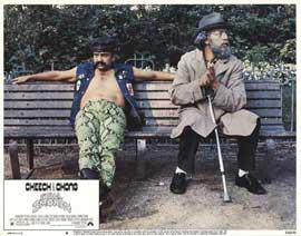 Cheech and Chong: Still Smokin' - 11 x 14 Movie Poster - Style D