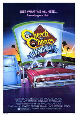 Cheech and Chong's Next Movie - 27 x 40 Movie Poster - Style A