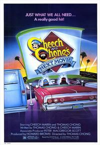 Cheech and Chong's Next Movie - 43 x 62 Movie Poster - Bus Shelter Style B