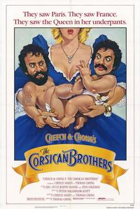 Cheech and Chong's The Corsican Brothers - 43 x 62 Movie Poster - Bus Shelter Style A
