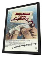 Cheech and Chong's Up in Smoke - 11 x 17 Movie Poster - Style A - in Deluxe Wood Frame