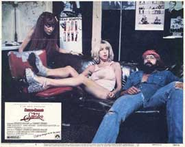 Cheech and Chong's Up in Smoke - 11 x 14 Movie Poster - Style H