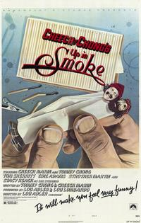 Cheech and Chong's Up in Smoke - 11 x 17 Movie Poster - Style A - Museum Wrapped Canvas