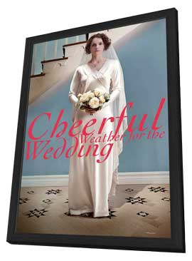 Cheerful Weather for the Wedding - 11 x 17 Movie Poster - Style A - in Deluxe Wood Frame