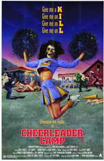 Cheerleader Camp - 11 x 17 Movie Poster - Style A