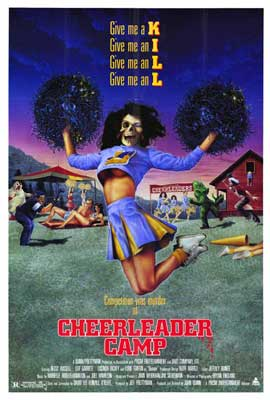 Cheerleader Camp - 27 x 40 Movie Poster - Style A