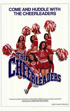 The Cheerleaders - 11 x 17 Movie Poster - Style A