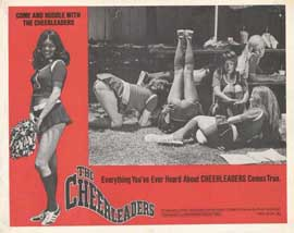 The Cheerleaders - 11 x 14 Movie Poster - Style A