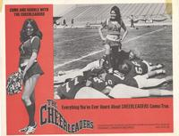 The Cheerleaders - 11 x 14 Movie Poster - Style B