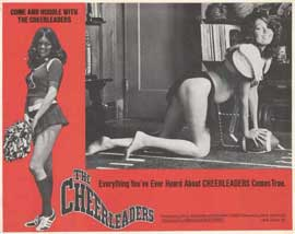 The Cheerleaders - 11 x 14 Movie Poster - Style C