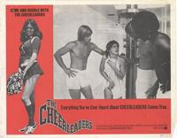 The Cheerleaders - 11 x 14 Movie Poster - Style D