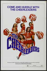 The Cheerleaders - 43 x 62 Movie Poster - Bus Shelter Style A