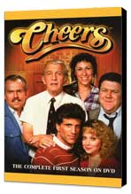 Cheers - 27 x 40 TV Poster - Style A - Museum Wrapped Canvas