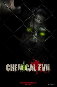 Chemical Evil - 43 x 62 Movie Poster - Bus Shelter Style A