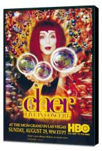 Cher: Live in Concert - 11 x 17 TV Poster - Style A - Museum Wrapped Canvas